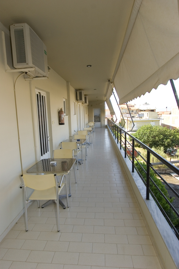 Balcony Right View