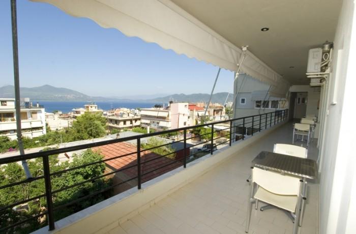 Balcony Panoramic View